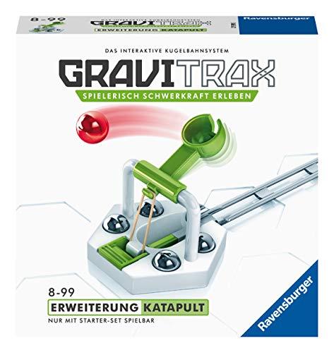Ravensburger GraviTrax Erweiterung Katapult- Ideales Zubehör für spektakuläre...