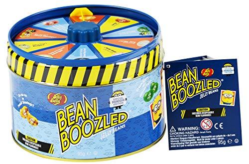 Jelly Belly Bean Boozled Minion Edition Glücksrad Metall-Dose (95 g)