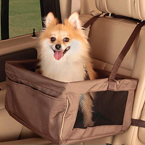 JICCH Autositz für Hunde,Auto Hundesitz,Haustiere Autositz,Hunde...