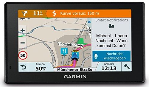 Garmin Drive Smart 51 LMT-D CE Navigationsgerät, Zentraleuropa Karte,...