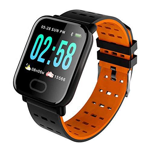 KawKaw Smartwatch Generation X Für Damen Herren & Kinder Mit Fitness Activity...