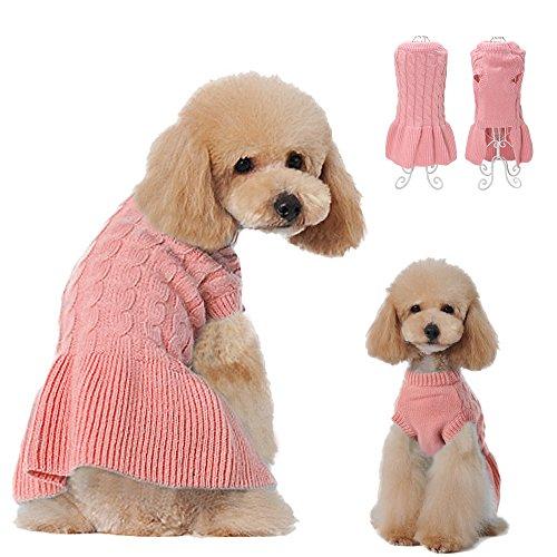 Didog Fashion Sweety Pretty Puppy Pullover mit Zwei Beinen, klassisches Design