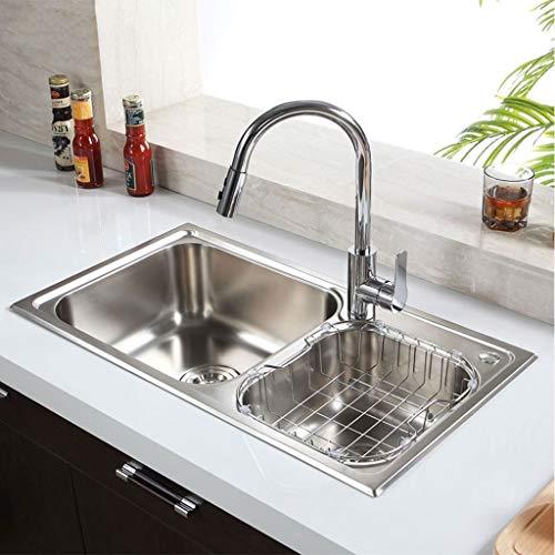 SSBH-Küchenspülen Küche mattierte Oberfläche...