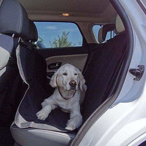 Auto Hundedecke für Rückbank empfohlen für Seat Arosa - wasserabweisend,...