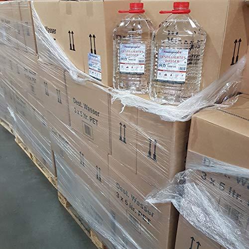 Destilliertes Wasser 25 Liter Powerpreis24 incl Versand 12,49