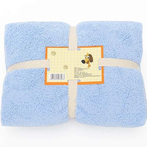 JCCOZ Pet Hundedecke Fluffy Fleece Gewebe weich und Nette warme Decke waschbar...