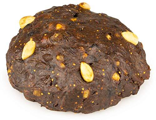 Bio Früchtebrot 450 g Hutzelbrot mit über 71 % Früchten vegan weizenfrei...