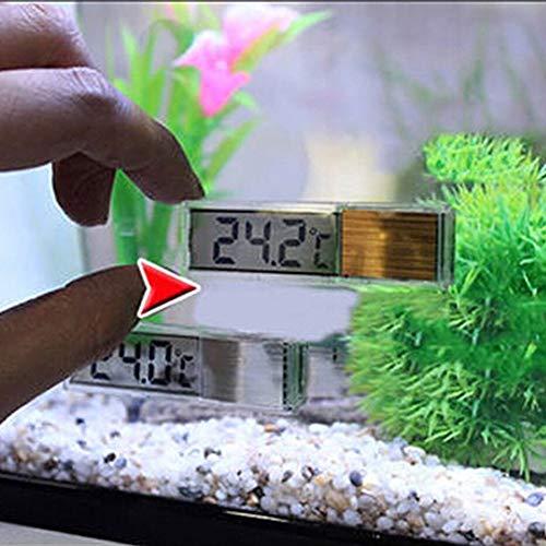 Comtervi Aquarium Thermometer, Aquarium 3D Digital Elektronisches Thermometer...