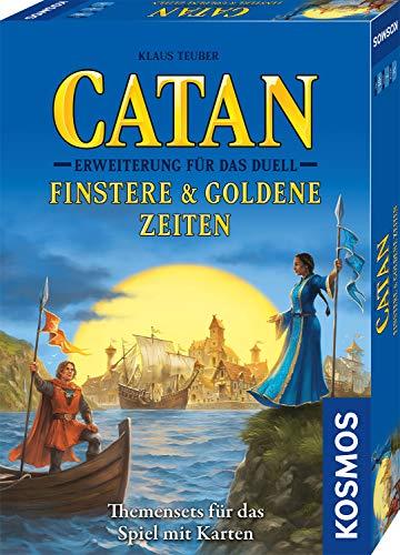 CATAN–Erweiterung für Das Duell–Finstere & Goldene Zeiten, Themensets für...