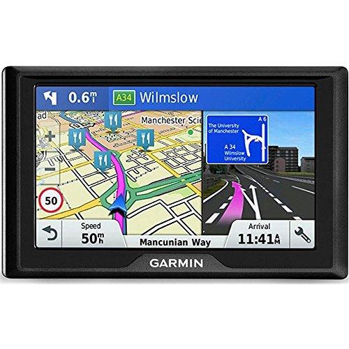 Garmin Drive 51 LMT-S 12,7 cm (5 Zoll), TFT-Touchscreen, 170,8 g, Schwarz,...