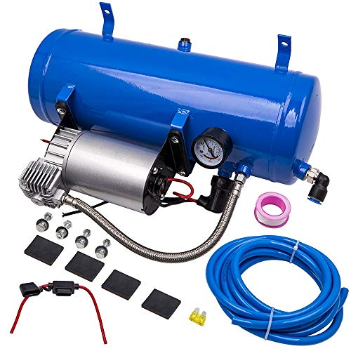 maXpeedingrods 150 PSI 12v Luft Kompressor air trumpethorn compressor für Air...