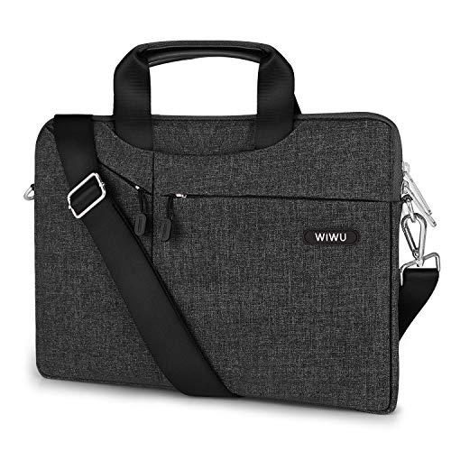 EKOOS 13 Zoll Laptop Notebook Schultertasche, Business Aktenkoffer Tasche Hülle...