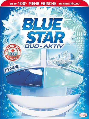 BLUE STAR Duo-Aktiv Geruchs-Stopp - 8X 1 Stück