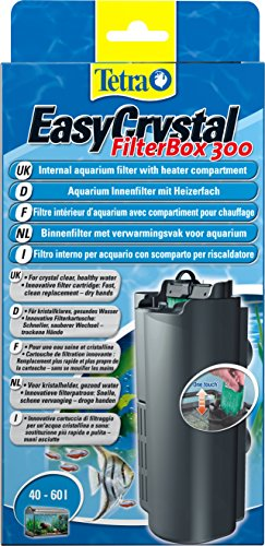 Tetra EasyCrystal Aquarium Filterbox 300 - Filter für kristallklares gesundes...