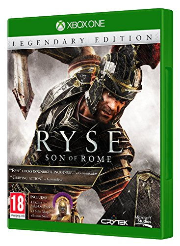 Ryse Son of Rome Legendary Edition (GOTY) XBOX One