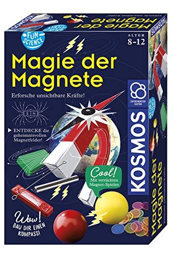 Kosmos 654146 Fun Science - Magie der Magnete, Erforsche unsichtbare Kräfte und...