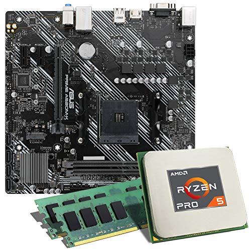 AMD Ryzen 5 PRO 4650G / ASUS Prime A520M-K Mainboard Bundle / 16GB | CSL PC...