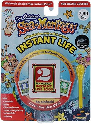 Dragon I Toys Sea-Monkeys - Urzeitkrebse - Aufzuchtset