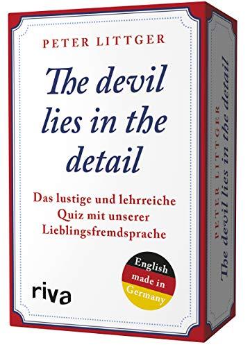 The devil lies in the detail: Das lustige und lehrreiche Quiz mit unserer...