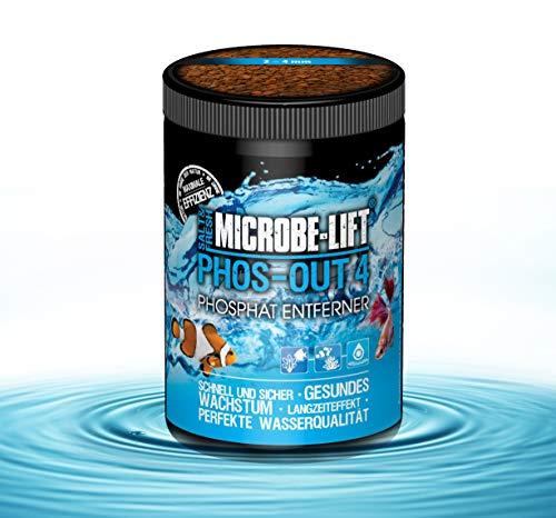 MICROBE-LIFT Phos-Out 4 Filtermedium – Phosphat Entferner für Süßwasser und...
