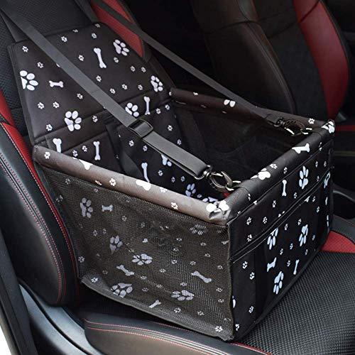 YAOJU Hunde Autositz für Hunde, Hundebox Auto Sitzerhöhung für...