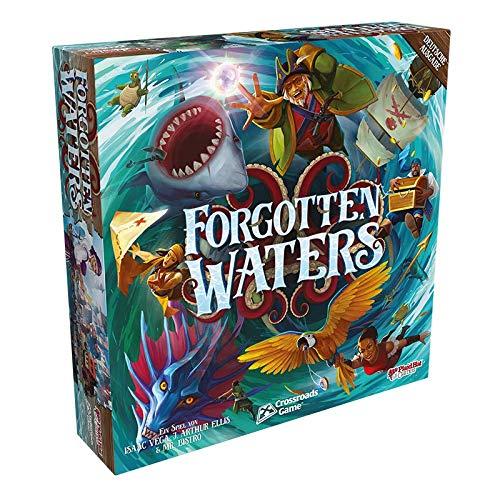 Asmodee Forgotten Waters, Kennerspiel, Erzählspiel, Deutsch