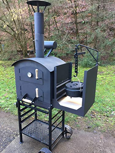 Ramster Grill und Dutch Oven Box für Transformer Royal T 100.0-6