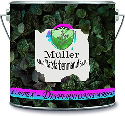 Müller Qualitätsfarbe Latexfarbe Dispersionsfarbe strapazierfähige...