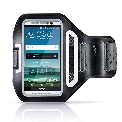 Sportarmband mit Schlüsselfach - für Smartphones mit bis zu 4,7' 11,9cm -...