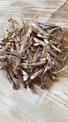 De montagne Noir Sprotten Snacks für Hunde aus 100% Fisch in 250g - 500g & 1 kg...