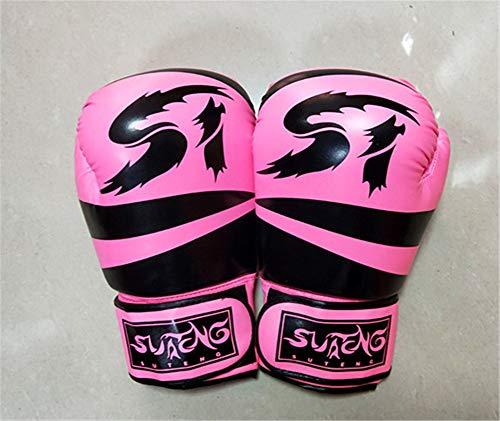 JIARUI Boxhandschuhe Training Punching Bag Sparring-Kampf Handschuhe Boxsack...