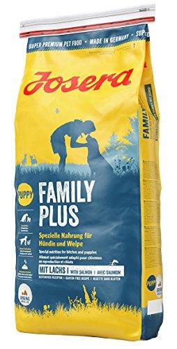 JOSERA Family Plus (1 x 15 kg)   Hundefutter für eine optimale Versorgung von...