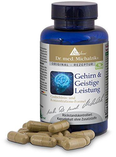 Gehirn & Geistige Leistung - BRAIN PLUS - B-Vitamine bioaktiv - nach Dr. med....
