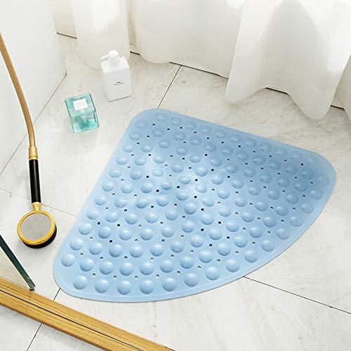 Zun068 Badteppiche WC Ventilatorform Saugnapf PVC Bodenmatte Duschzimmer...