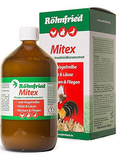 Röhnfried Mitex Insektizid gegen Ungeziefer (1000 ml), flüssiges Konzentrat...