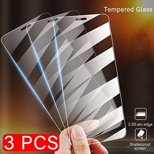 KDLLK Schutzglas, für Huawei P20 Lite P10 Plus P9 P8 Lite...