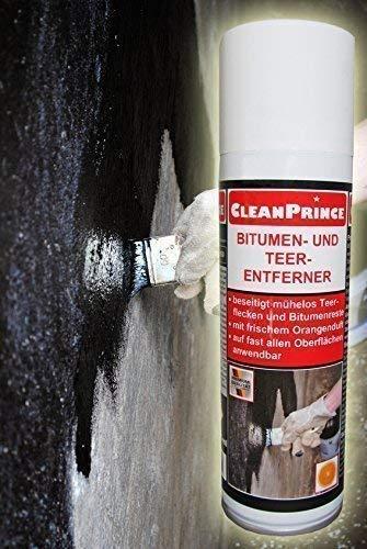 Bitumen- und Teer Entferner 0,3 Liter   Teerentferner Reiniger Teer Bitumen Öl...