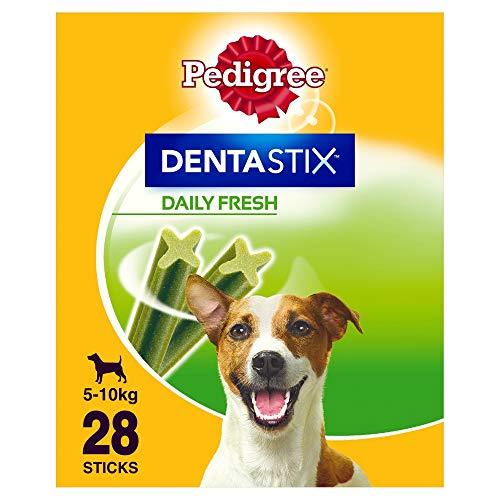 Pedigree Hundesnacks Hundeleckerli Dentastix Fresh für frischen Atem Mini...