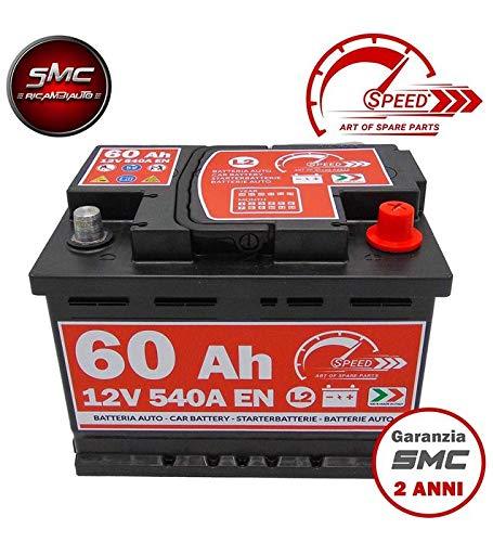 Autobatterie 60ah Test