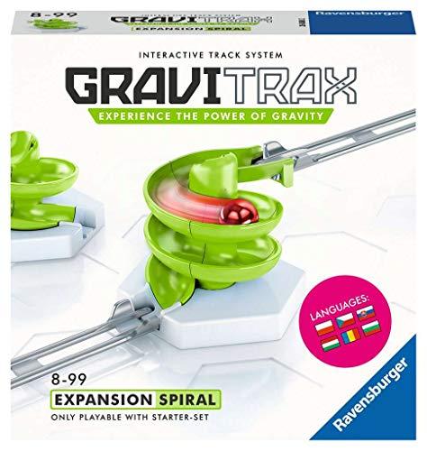 Ravensburger GraviTrax Spirale Erweiterung Zubehör Erweiterungsset...