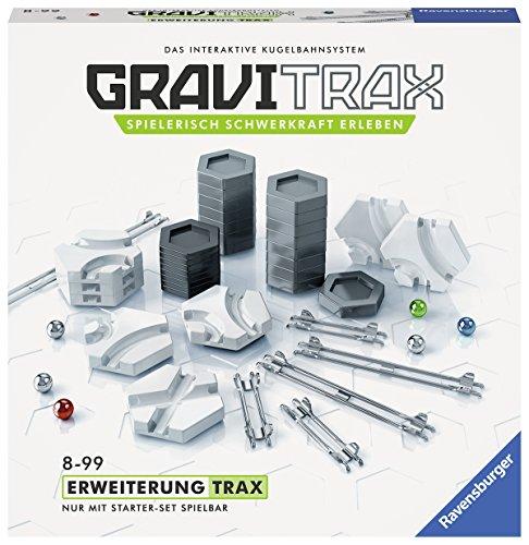 Ravensburger GraviTrax Erweiterung Trax - Ideales Zubehör für spektakuläre...