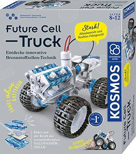 KOSMOS 620745 Future Cell-Truck, Entdecke innovative Brennstoffzellen-Technik....