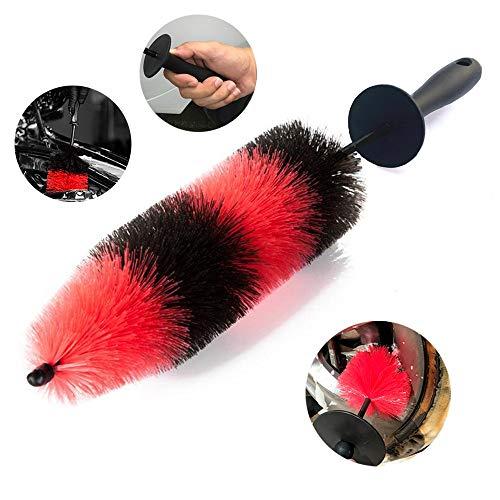 Zunbo Premium Felgenbürste für eine effektive Felgenreinigung - Langer...