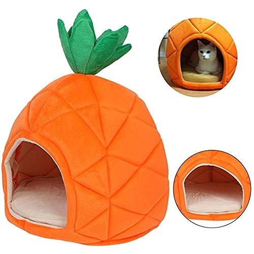 Baslinze Katzenhaus Tierbedarf Haustiere Verwandte Artikel, Ananas Haustier Bett...