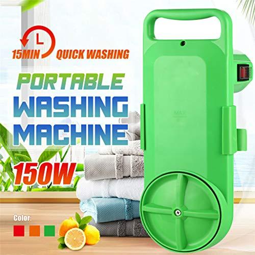 LIHAEI Mini Waschmaschinen |Waschautomat Bis 2.8Kg | Reisewaschmaschine |...