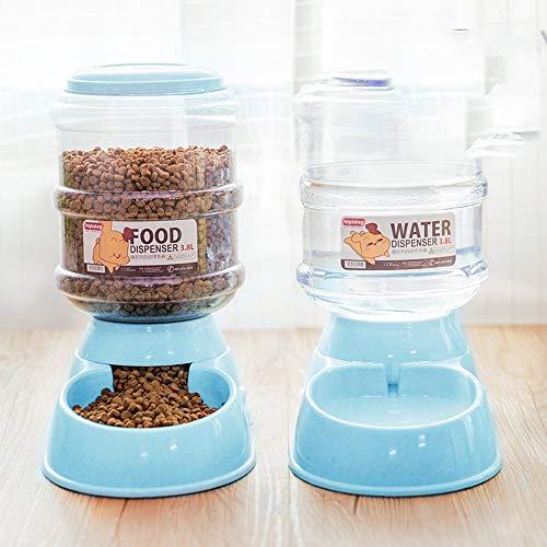 Erduo 1 PCS Pet 3.8L automatische Trinkbrunnen Teddy Katze Wasserspender...