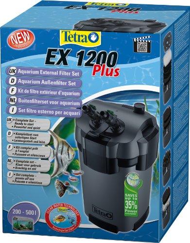 Tetra Aquarien Außenfilter EX Plus 1200 (leistungstarker Filter für Aquarien...