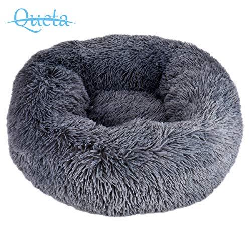 Queta Deluxe-Haustierbett,für Katzen und kleine bis mittelgroße Hunde,Leicht...