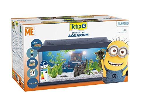 Tetra Minions Starter Line LED-Aquarium von Ich einfach unverbesserlich,...
