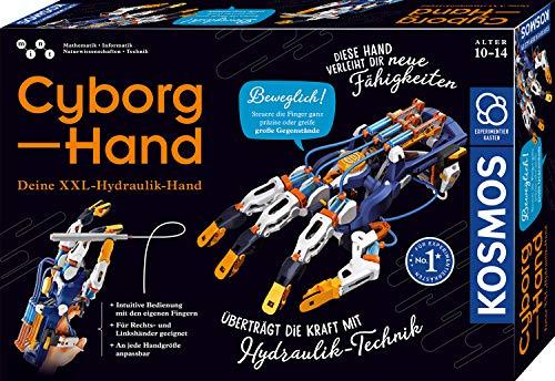 Kosmos 620844 Cyborg-Hand - hydraulische gesteuerte Roboter-Hand...